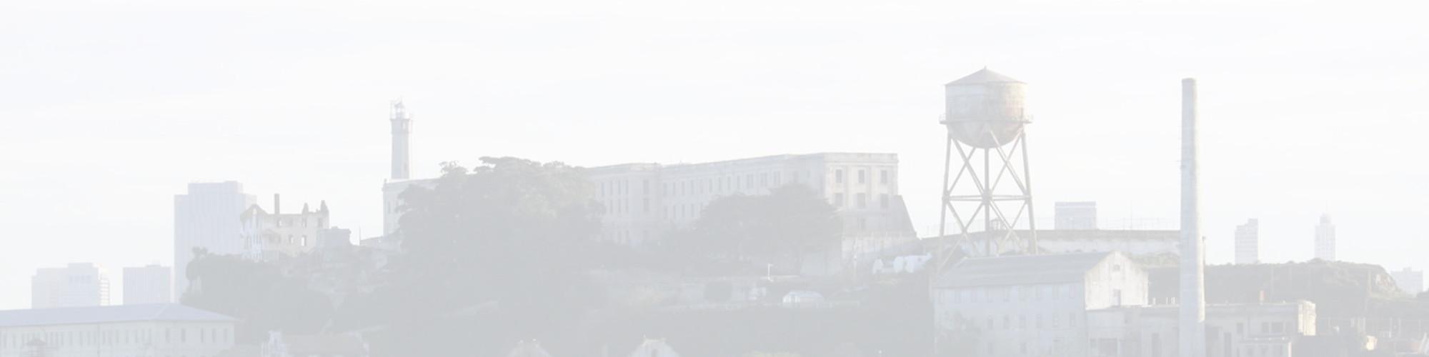 Alcatraz banner