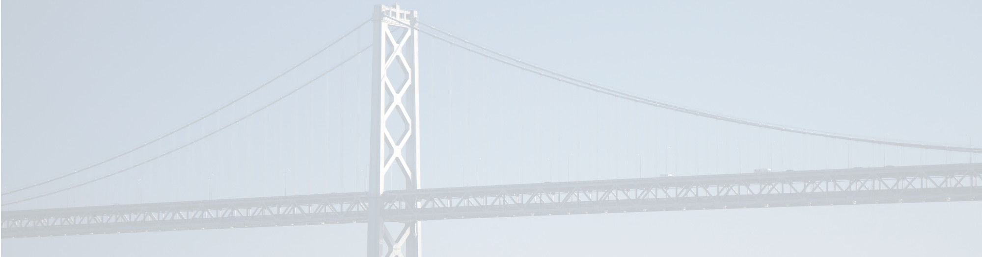Bay Bridge Banner
