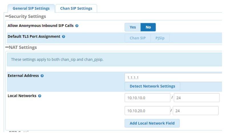 Set Up Extensions on a Cloud Based FreePBX | netcal com