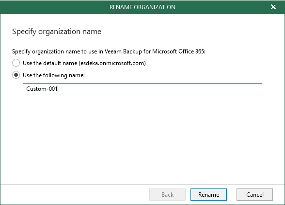 Office 365 backup 8